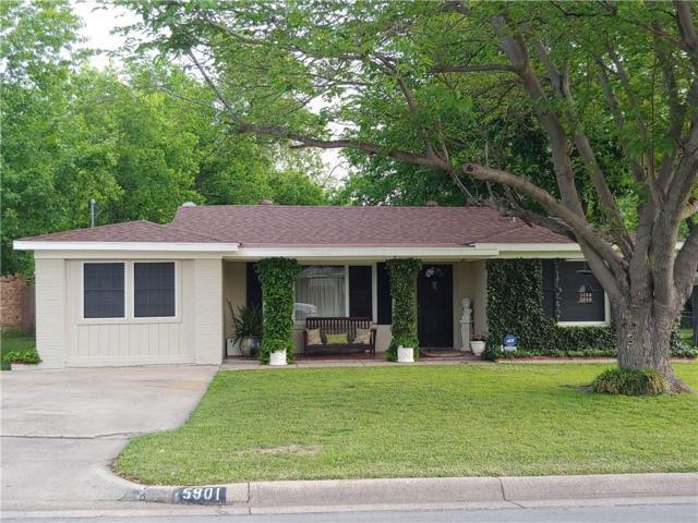 5901 Circular Drive, North Richland Hills, TX 76117 (MLS #14070858) :: Baldree Home Team