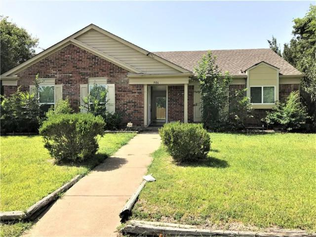 906 Melissa Lane, Garland, TX 75040 (MLS #14070925) :: North Texas Team | RE/MAX Lifestyle Property