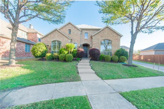 902 Wyndham Way, Allen, TX 75013 (MLS #14070937) :: Hargrove Realty Group