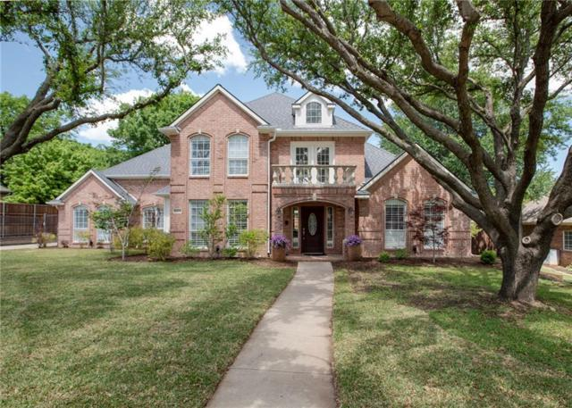 2604 Gamma Road, Flower Mound, TX 75028 (MLS #14071029) :: Hargrove Realty Group