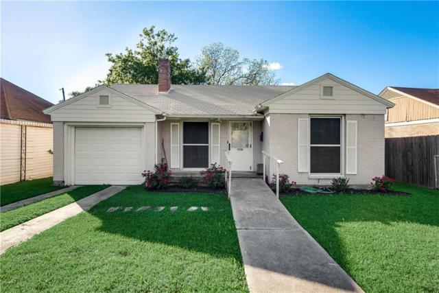 2627 Langdon Avenue, Dallas, TX 75235 (MLS #14071032) :: RE/MAX Town & Country