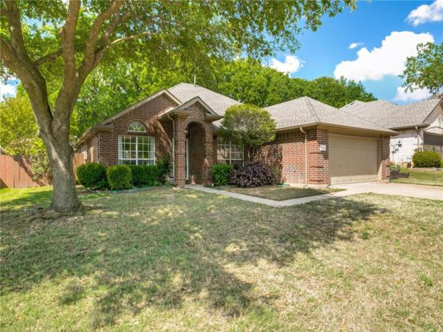 1362 Forest Creek Drive, Lewisville, TX 75067 (MLS #14071050) :: Hargrove Realty Group