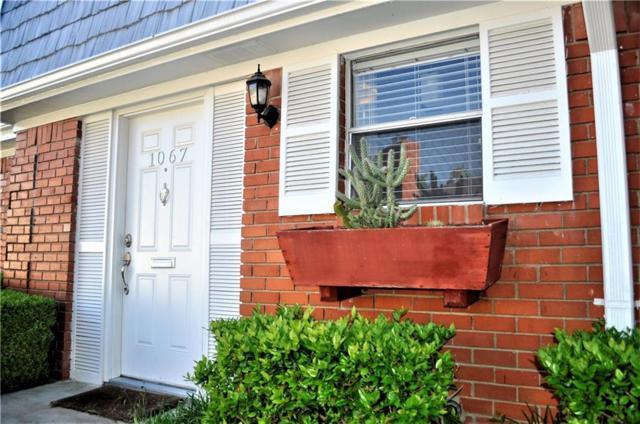 1067 Roaring Springs Road, Fort Worth, TX 76114 (MLS #14071100) :: Van Poole Properties Group