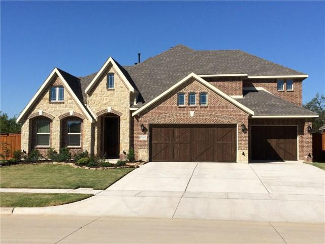 7407 Brisa Court, Grand Prairie, TX 75054 (MLS #14071107) :: Baldree Home Team