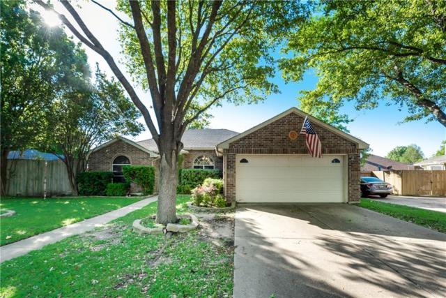 1918 Cheshire Creek Place, Mesquite, TX 75181 (MLS #14071202) :: Van Poole Properties Group