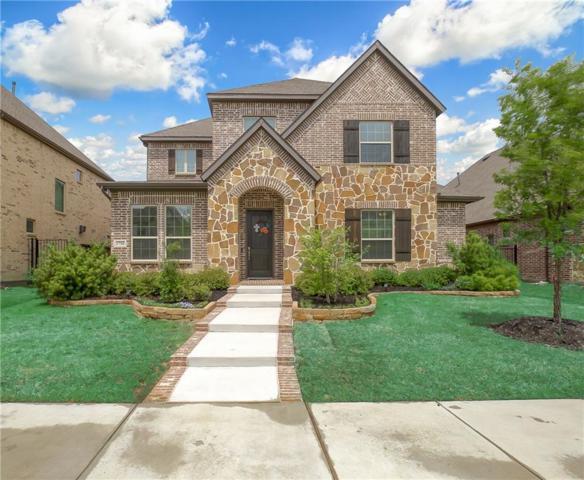 1758 Evening Star Road, Frisco, TX 75033 (MLS #14071206) :: Van Poole Properties Group