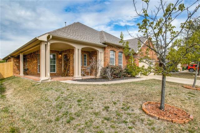 10121 Ash Creek Lane, Fort Worth, TX 76177 (MLS #14071227) :: The Tierny Jordan Network