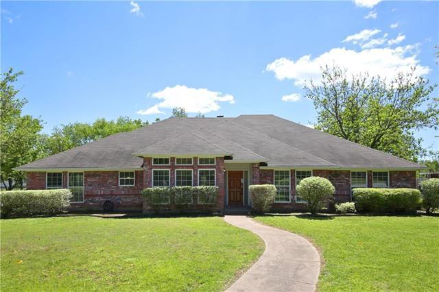 3612 Ryan Court, Burleson, TX 76028 (MLS #14071235) :: The Hornburg Real Estate Group
