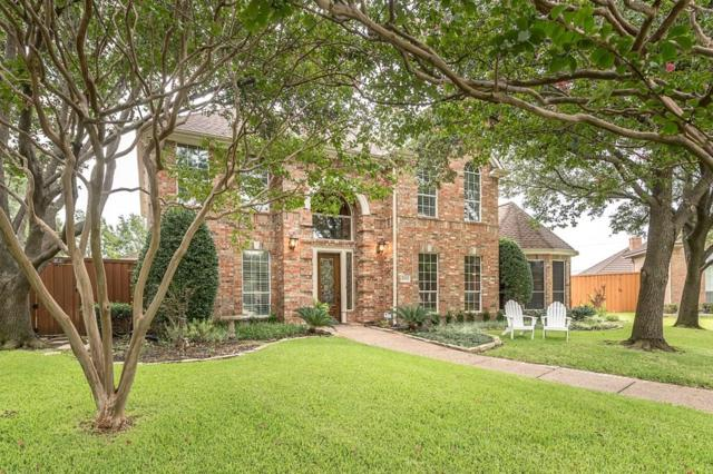 4505 Hallmark Drive, Plano, TX 75024 (MLS #14071272) :: Van Poole Properties Group