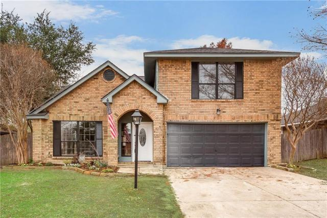 1905 Hamilton Drive, Flower Mound, TX 75028 (MLS #14071277) :: The Rhodes Team