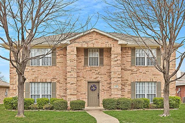 1807 Giddings Court, Allen, TX 75002 (MLS #14071281) :: Tenesha Lusk Realty Group