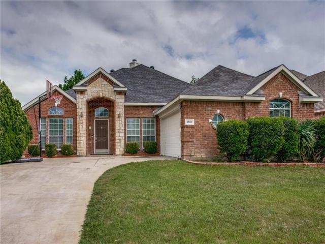 5509 Milford Drive, Fort Worth, TX 76137 (MLS #14071286) :: The Tierny Jordan Network