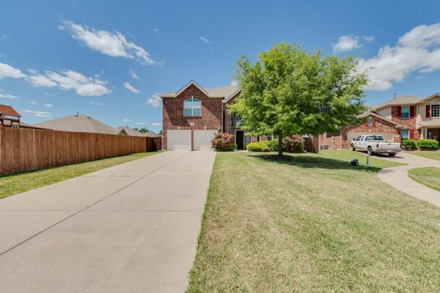 461 Willowlake Drive, Little Elm, TX 75068 (MLS #14071292) :: RE/MAX Town & Country