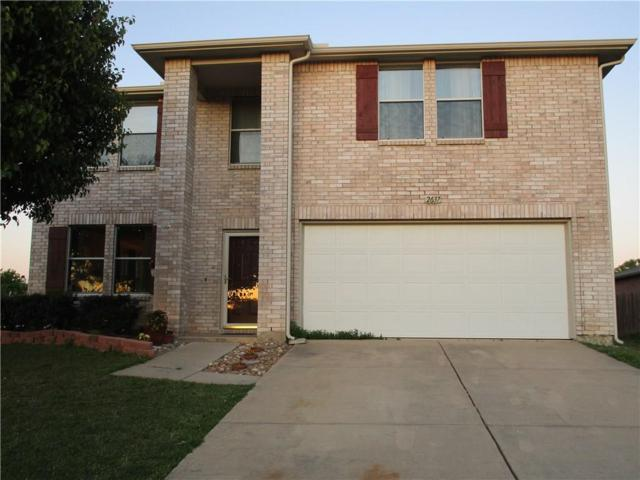 2637 Misty Harbor Drive, Little Elm, TX 75068 (MLS #14071307) :: The Good Home Team