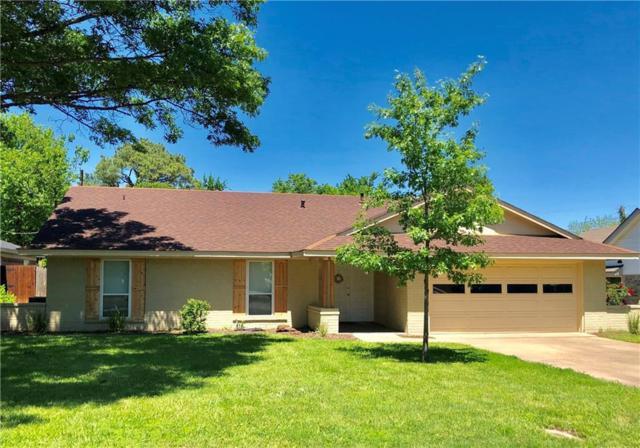 2011 Arborcrest Drive, Arlington, TX 76012 (MLS #14071313) :: The Hornburg Real Estate Group