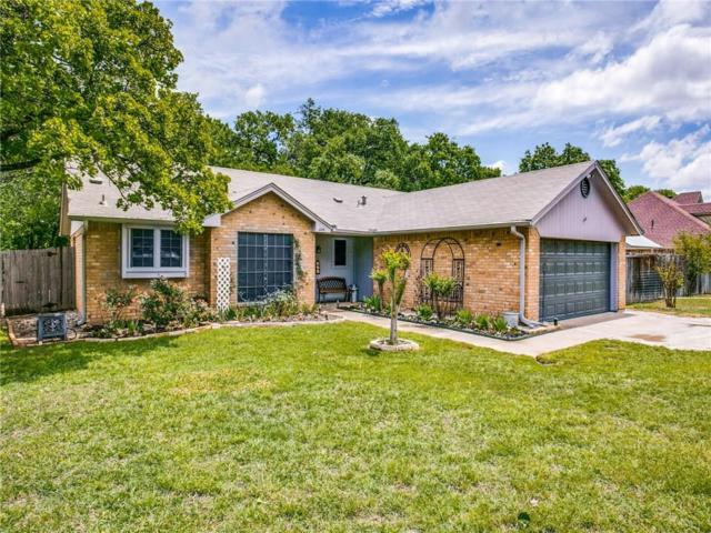 602 Ruth Drive, Kennedale, TX 76060 (MLS #14071316) :: The Hornburg Real Estate Group