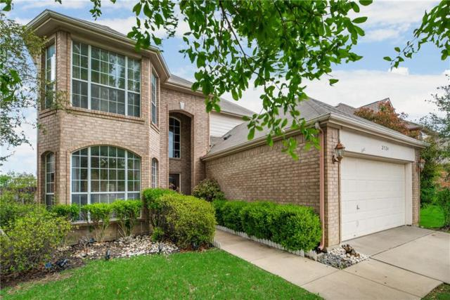 2524 Briarcrest Drive, Burleson, TX 76028 (MLS #14071318) :: The Hornburg Real Estate Group