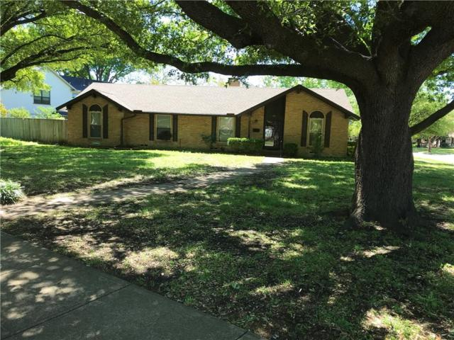 1211 Seminole Drive, Richardson, TX 75080 (MLS #14071332) :: Tenesha Lusk Realty Group
