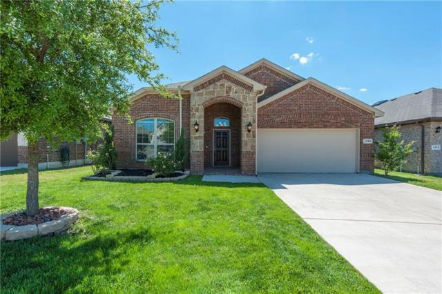 1209 Ashley Drive, Weatherford, TX 76087 (MLS #14071335) :: Baldree Home Team