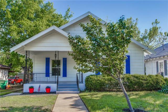 1126 W Woodard Street, Denison, TX 75020 (MLS #14071353) :: RE/MAX Pinnacle Group REALTORS