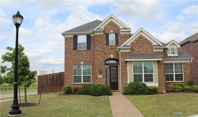 13294 Courtney Drive, Frisco, TX 75033 (MLS #14071364) :: Van Poole Properties Group