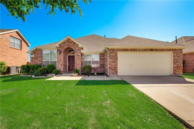 2464 Morning Dew Drive, Little Elm, TX 75068 (MLS #14071370) :: Kimberly Davis & Associates