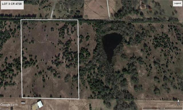Lot 3 County Road 4728, Cumby, TX 75433 (MLS #14071373) :: RE/MAX Pinnacle Group REALTORS