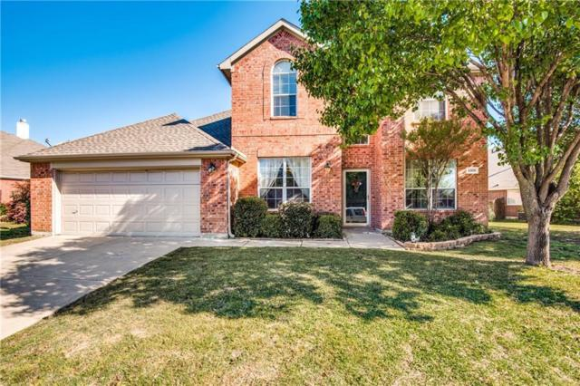 5305 Selago Drive, Fort Worth, TX 76244 (MLS #14071399) :: RE/MAX Town & Country