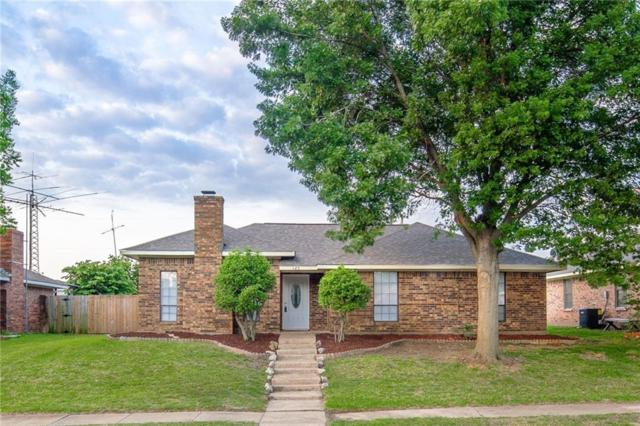 120 Windsor Drive, Wylie, TX 75098 (MLS #14071415) :: Tenesha Lusk Realty Group