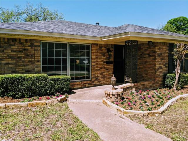 353 Brook Hollow Drive, Desoto, TX 75115 (MLS #14071430) :: Tenesha Lusk Realty Group