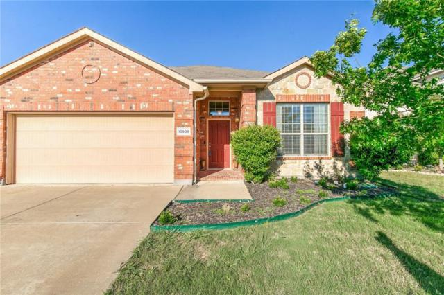 10908 Middleglen Road, Fort Worth, TX 76052 (MLS #14071445) :: Hargrove Realty Group