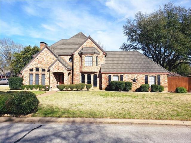 532 Sunset Drive, Hurst, TX 76054 (MLS #14071455) :: The Chad Smith Team