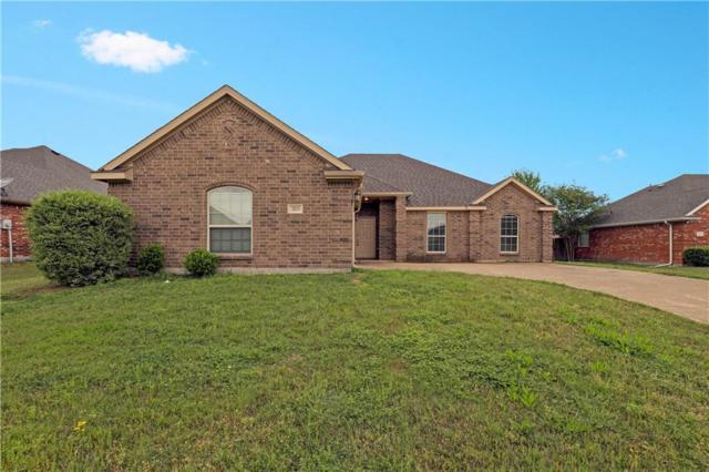 203 Troy Lane, Red Oak, TX 75154 (MLS #14071530) :: The Real Estate Station