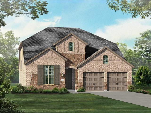 2320 Long Park Avenue, Prosper, TX 75078 (MLS #14071540) :: Tenesha Lusk Realty Group
