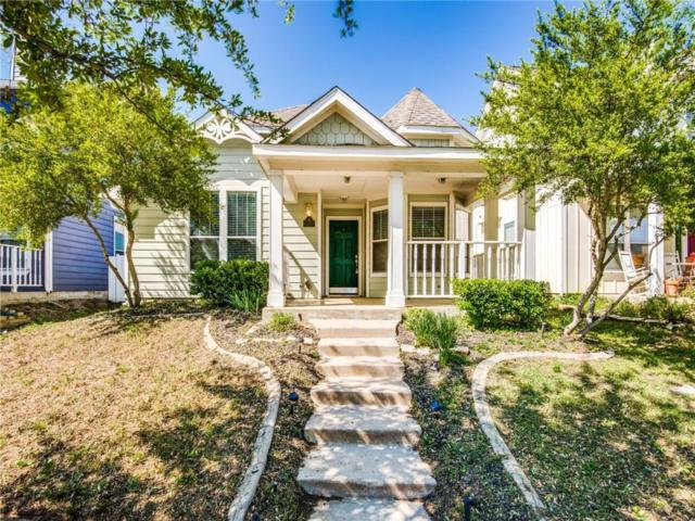 9833 Cedarcrest Drive, Providence Village, TX 76227 (MLS #14071568) :: The Chad Smith Team