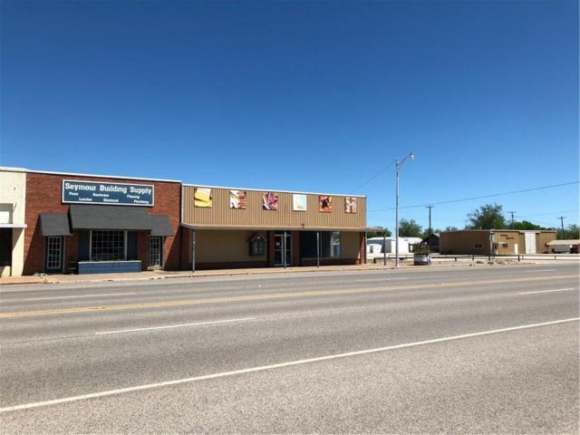 115 S Main Street, Seymour, TX 76380 (MLS #14071584) :: RE/MAX Town & Country