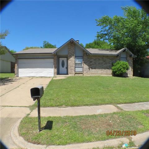 1224 Whittenburg Drive, Fort Worth, TX 76134 (MLS #14071588) :: Van Poole Properties Group