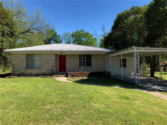 709 E Morgan, Meridian, TX 76665 (MLS #14071595) :: Tenesha Lusk Realty Group