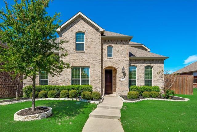 8811 Markham Drive, Frisco, TX 75035 (MLS #14071600) :: Van Poole Properties Group
