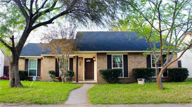 5625 Painter Street, The Colony, TX 75056 (MLS #14071625) :: Kimberly Davis & Associates
