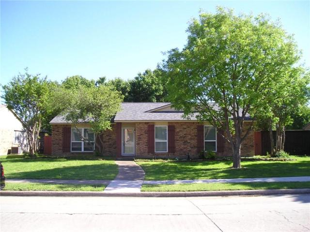 2104 E Peters Colony Road, Carrollton, TX 75007 (MLS #14071626) :: RE/MAX Town & Country