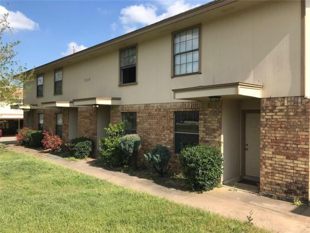 509 S Beverly Street, Crowley, TX 76036 (MLS #14071656) :: Hargrove Realty Group