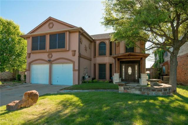 721 Keessee Drive, Cedar Hill, TX 75104 (MLS #14071676) :: Kimberly Davis & Associates