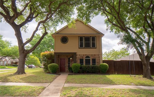 1801 Water Oak Drive, Lewisville, TX 75067 (MLS #14071695) :: The Rhodes Team