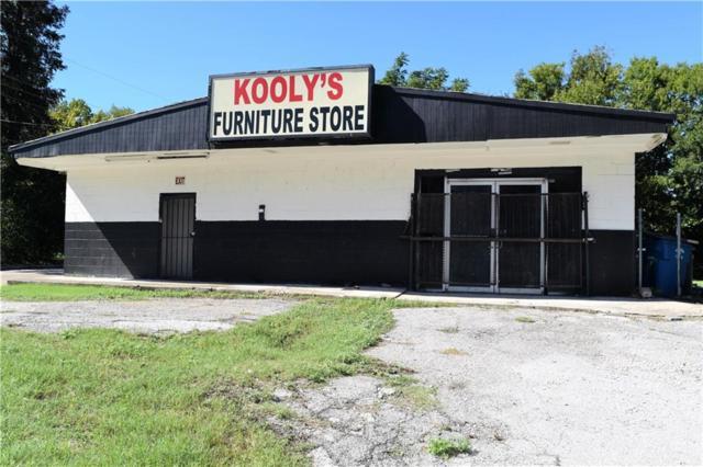 3701 Spring Avenue, Dallas, TX 75210 (MLS #14071710) :: Van Poole Properties Group