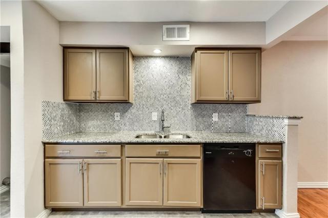 8095 Meadow Road #135, Dallas, TX 75231 (MLS #14071715) :: Van Poole Properties Group