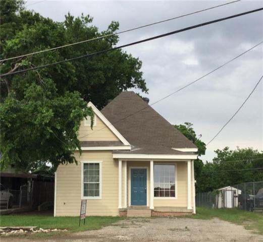 2704 Glendale Avenue, Fort Worth, TX 76106 (MLS #14071744) :: Lynn Wilson with Keller Williams DFW/Southlake