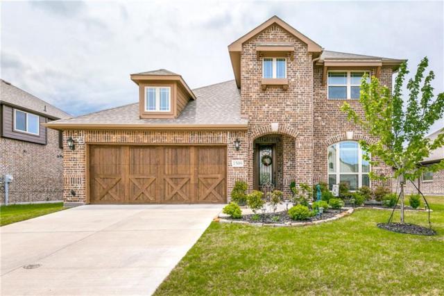 1509 Tavistock Road, Forney, TX 75126 (MLS #14071746) :: RE/MAX Landmark