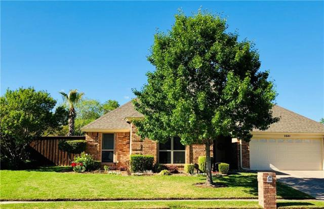 2601 Stone Hollow Drive, Bedford, TX 76021 (MLS #14071809) :: RE/MAX Town & Country