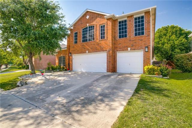 5209 Spanish River Trail, Fort Worth, TX 76137 (MLS #14071913) :: Real Estate By Design